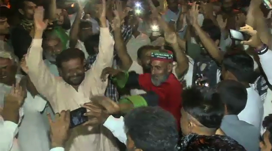 PPP Hd: PPP's Ghulam Murtaza Wins PS-127 By-election