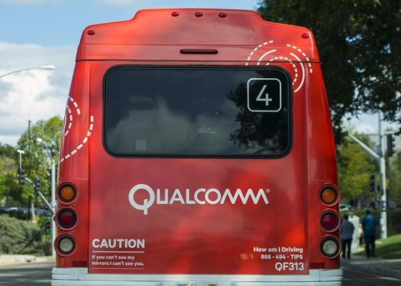 NXP Semiconductors explores sale to Qualcomm
