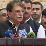 Wars bring nothing except destruction, says AJK Prime Minister Raja Farooq Haider