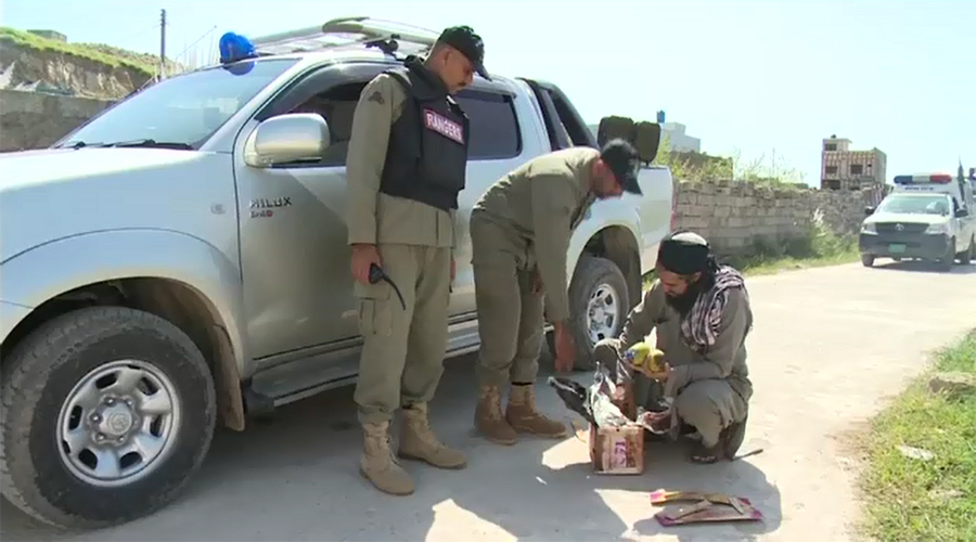 10 Afghans among 28 suspects held in Islamabad search operation