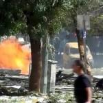Kurdish militants claim car bombing in southeast Turkey