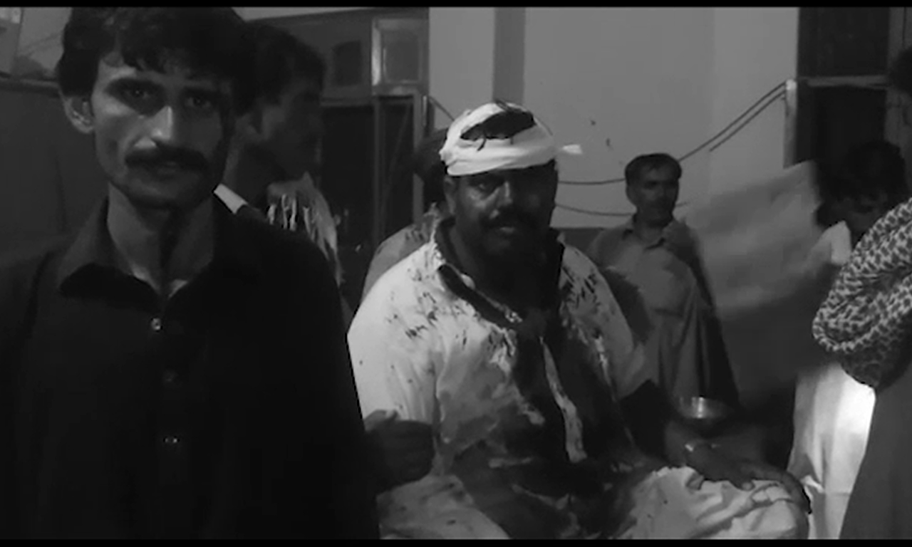 Dadu  : 10 injured in clash between 2 groups of the Leghari tribe