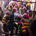Three workers die as factory boiler explodes in Lahore