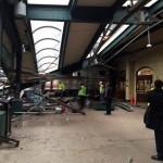 New Jersey train crash kills three, injures more than 100