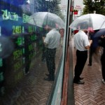 Asian shares rise on Fed optimism, sterling firms on expected BOE hike