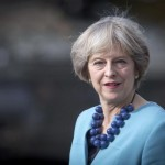 British PM May says is listening to businesses' Brexit demands