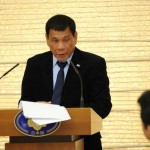 Duterte says Philippines could join sea exercises with Japan, again vents anger at US
