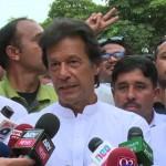 I don't accept Nawaz Sharif a legal PM, says Imran Khan