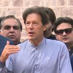 Imran Khan declares Khurshid Shah as 'Double Shah'