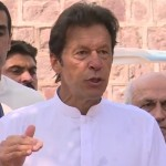 It would be impossible to stop a sea of people on Nov 2: Imran Khan