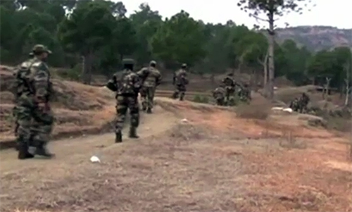 Indian Army resorts to unprovoked firing across LoC