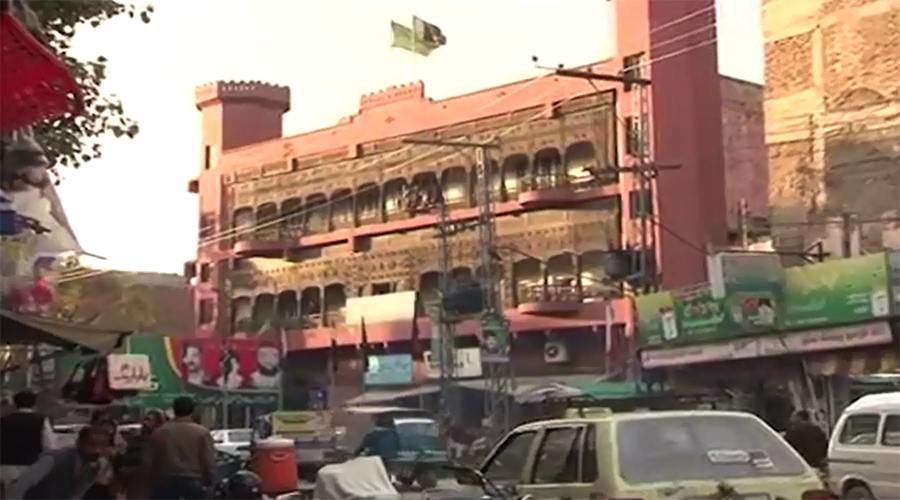 ETPB serves notice on Sh Rashid to vacate Lal Haveli within 15 days