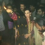 Preparations in full swing for PPP's 'Salam Shuhda Rally' in Karachi