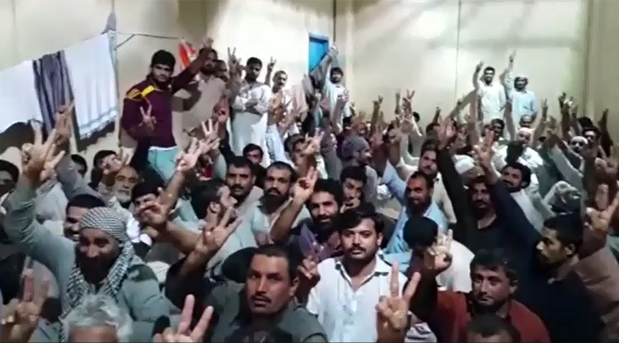 Imprisoned Pakistani workers in KSA announce to suicide in protest