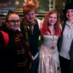 Potter fans get sneak peek at Rowling's 'Fantastic Beasts' film