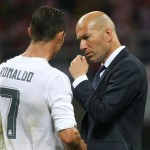 Ronaldo angry about lack of goals, says Zidane