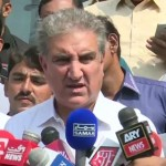 Khurshid Shah should tell masses if PPP decides to protect PM: Shah Mahmood Qureshi