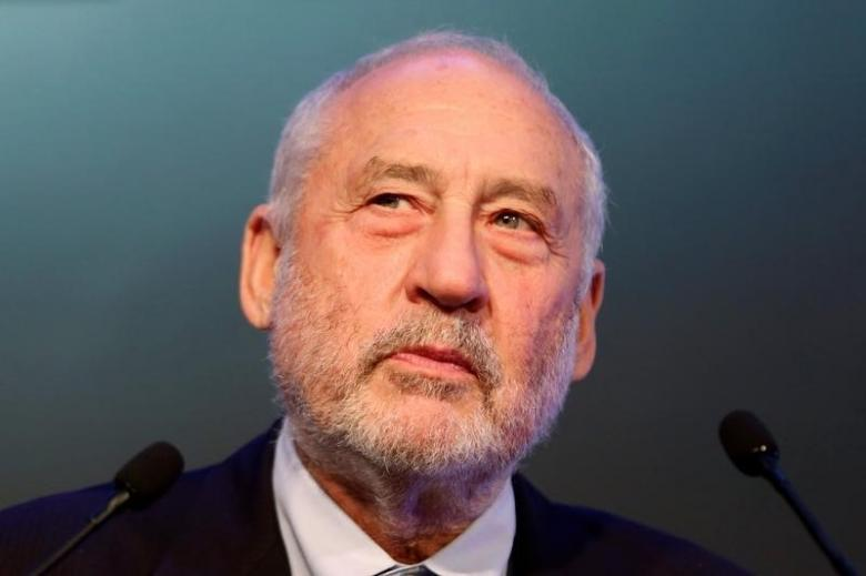 Nobel laureate Stiglitz sees Italy, others leaving euro zone in coming years