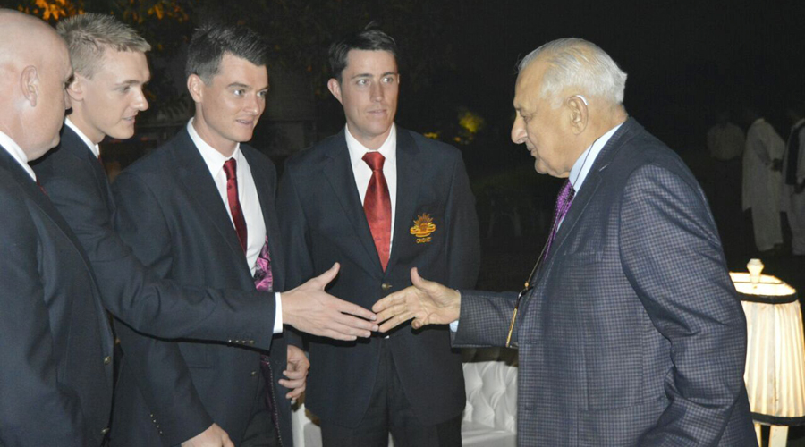 PCB hosts dinner in honor of Australian Army cricket team