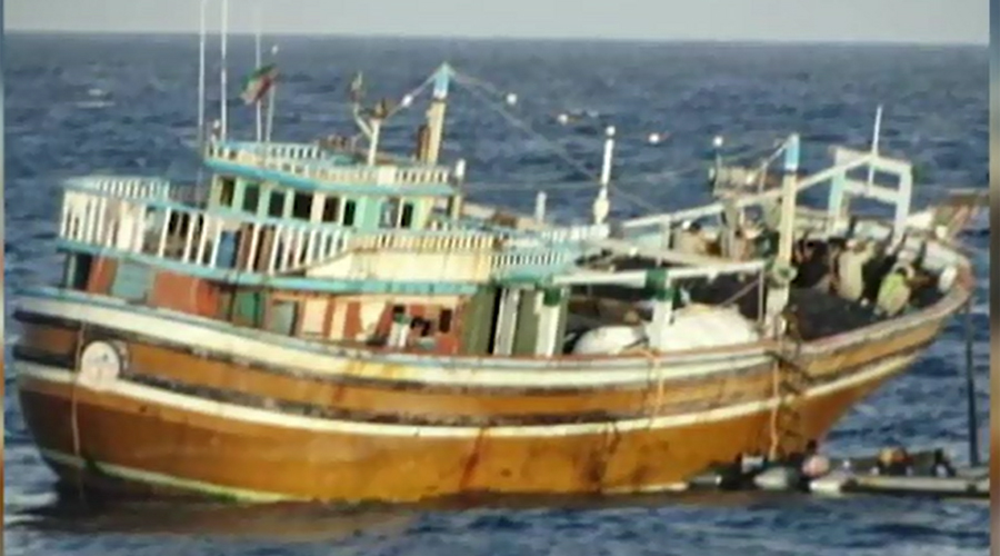 No report of Pakistani boat, fishermen missing: FO