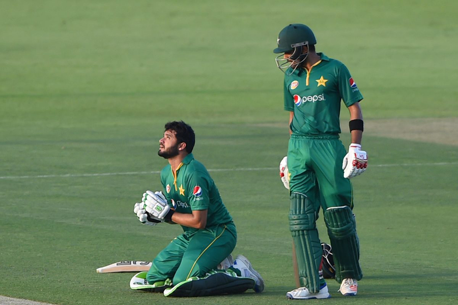 Hat-trick Babar gives Pakistan sweep