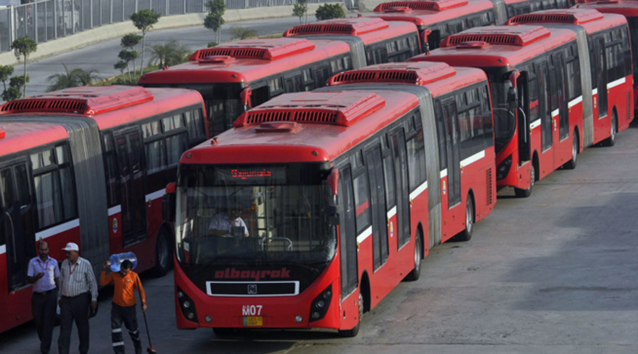 Metro Bus service in Islamabad, Rawalpindi resumed with SOPs