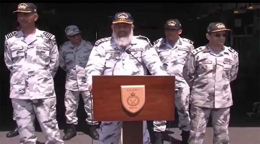 Pakistan Navy ready to respond to any challenge: Fleet commander