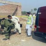 Cop martyred in Peshawar bomb blast