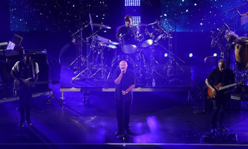 Phil Collins returning to music stage with new shows