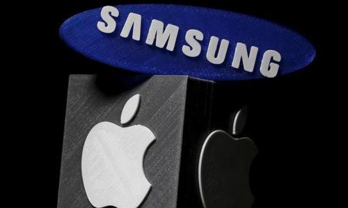 U.S. court reinstates Apple $120 million patent win over Samsung