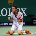 Djokovic stunned by Bautista Agut in Shanghai semi-finals