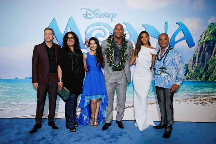 'Moana' Tops Thanksgiving Box Office, earns $81.1 million in five days