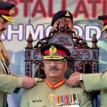 Gen Zubair takes command as CJCSC