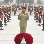 COAS Gen Qamar Javed Bajwa visits Yadgar-e-Shuhada