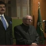 Justice (r) Saeeduzzaman Siddiqui takes oath as Sindh Governor