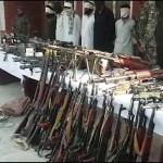 Banned outfit commanders among 21 nabbed, weapons seized in Jamrood