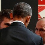 Obama, Putin talk about Syria and Ukraine in quick summit meet