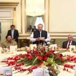 PM Nawaz holds luncheon in honor of outgoing CJCSC