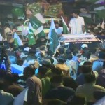 PSP's Anees Qaimkhani Welcome Rally reaches Hyderabad