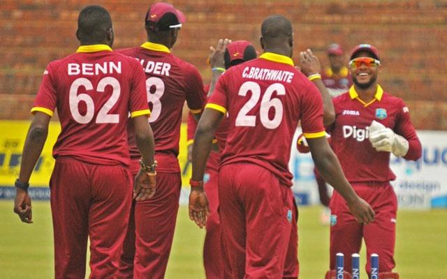 Tiripano heroics earn Zimbabwe tie with West Indies in ODI