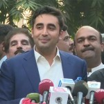 We will have no U-turn, says Bilawal Bhutto Zardari