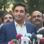 We will have no U-turn, says Bilawal Bhutto Zardari