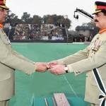 General Qamar Javed Bajwa assumes command of Pakistan Army