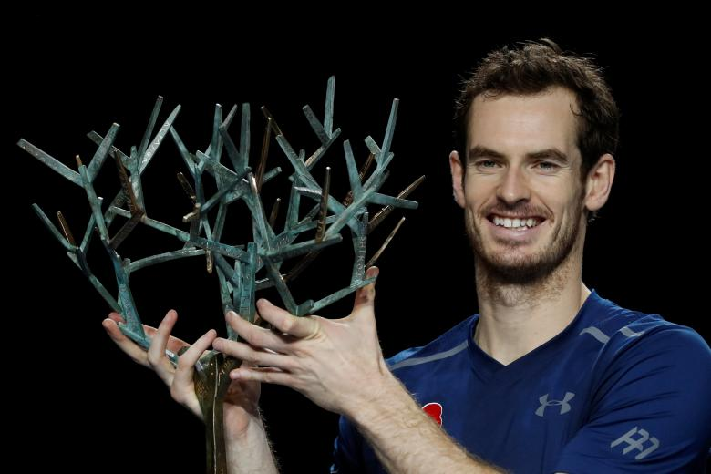 Murray handed tough draw in bid to end year number one | 92