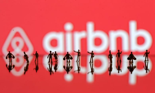 Airbnb seeks to raise an additional $153 million
