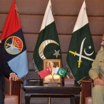Chinese ambassador visits Joint Staff Headquarter, meets CJCSC