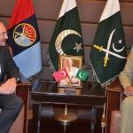 CJCSC meets Turk ambassador in Rawalpindi