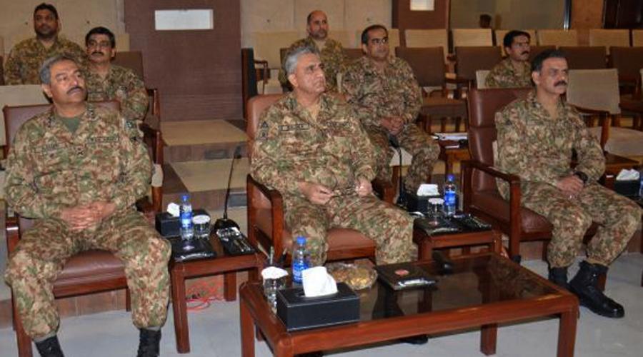 COAS General Qamar Javed Bajwa vows zero tolerance against terrorism