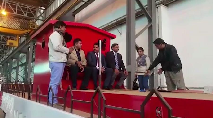 Pakistan Railways to launch Christmas Train from Karachi to Peshawar