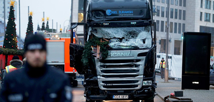Daesh claims responsibility for Berlin truck attack